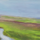 panoramic painting of the Cliffs of Moher in County Clare, Ireland
