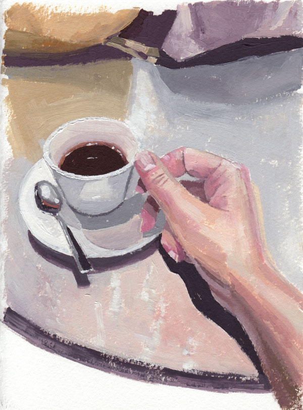 Airport Coffee 1