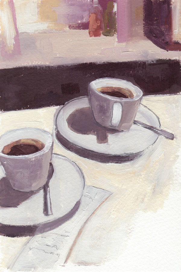 Two Coffees (version 2) 1