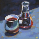 cup and carafe 2 3