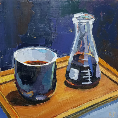 cup and carafe 86