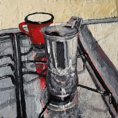moka with red cup 64