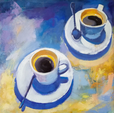 afternoon coffee 32